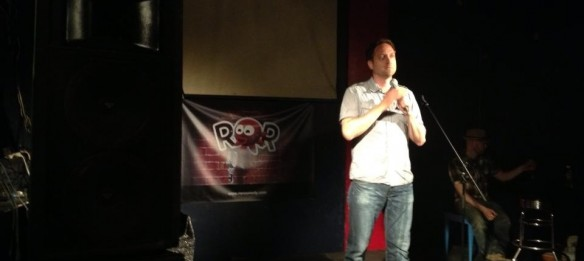 ROR stand up comedy